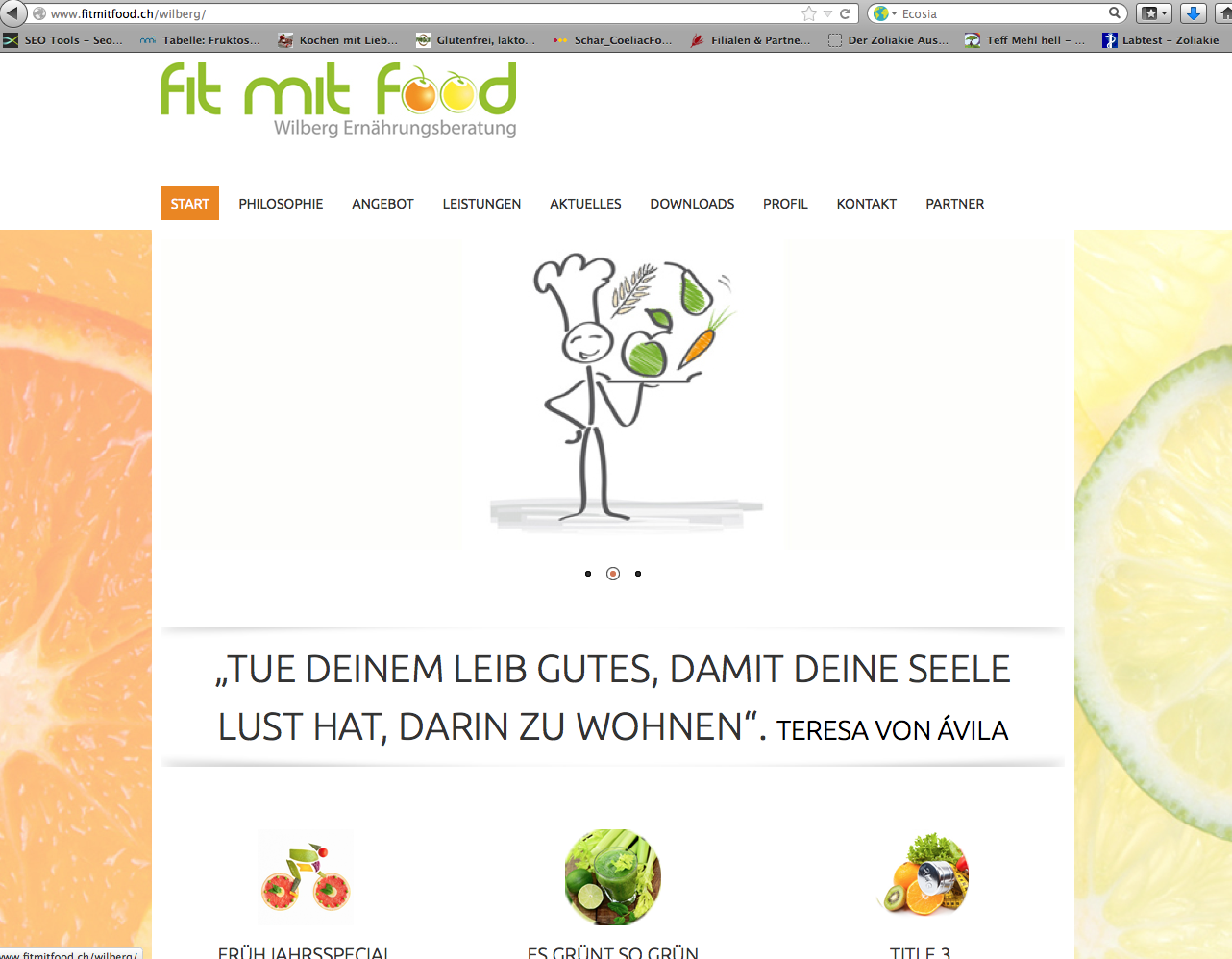 fit mit food
